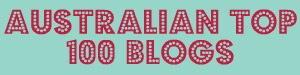 Australian Top 100 Blogs
